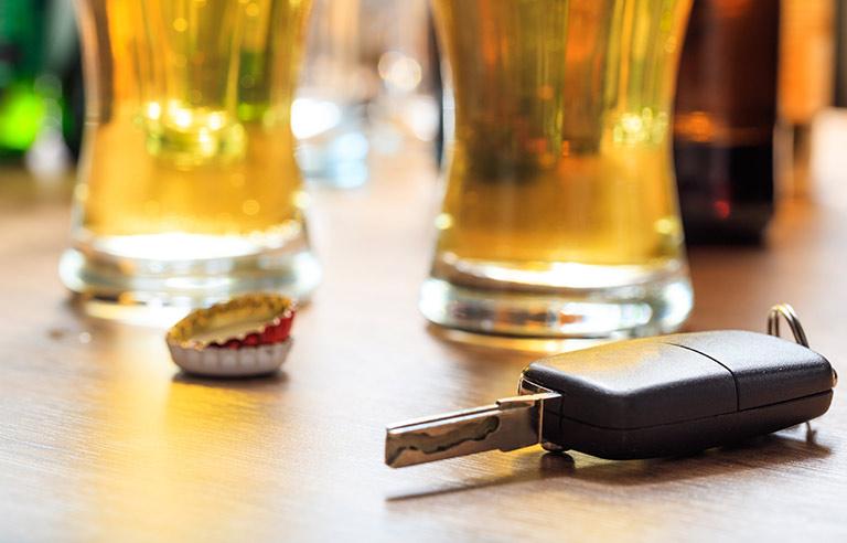 Alkohol am Steuer - Verkehrsrecht München